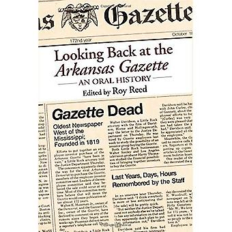 Looking Back at the Arkansas Gazette: An Oral History