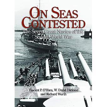 Il mari contestato: Le sette grandi marine della seconda guerra mondiale