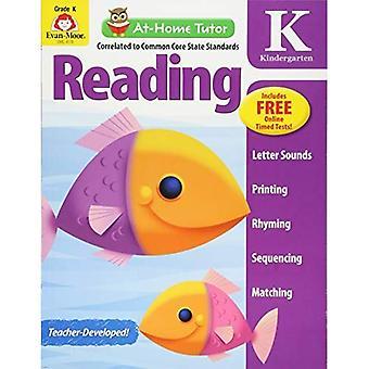 At-Home handledare läsning, dagis