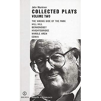 Collected Plays:  The Wrong Side of the Park ,  Mill Hill ,  Bermondsey ,  Knightsbridge ,  Marble Arch ,  Edwin  v. 2 (Oberon Modern Playwrights)