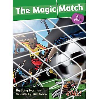 The Magic Match: Level 5 (Goal! Series)
