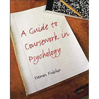 Un Guide de cours en psychologie
