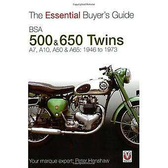 BSA Twins (Essential Buyer's Guide) (Essential Buyer's Guide)