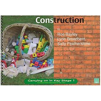 Construction (Carrying on in Key Stage 1)