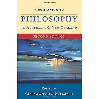 Companion to Philosophy in Australia & New Zealand