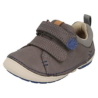 Boys Clarks First Shoes Softly Toby