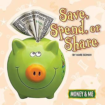 Enregistrer, passer ou partager (argent et moi)