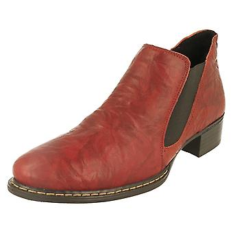 Ladies Rieker Ankle Boots 53680