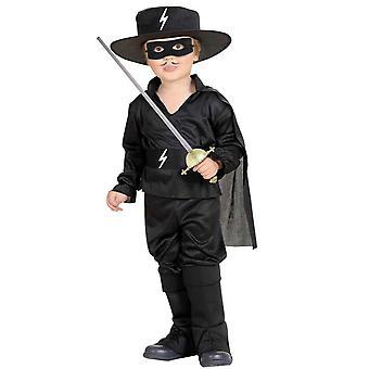Widmann kostium bohatera zamaskowany bandyta