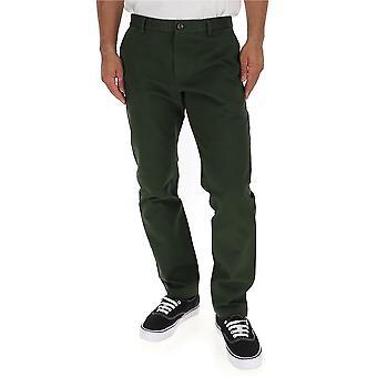 سروال القطن غوتشي الأخضر
