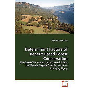 Bestemmende faktorer av BenefitBased skog bevaring av Berhe Reda & Melaku