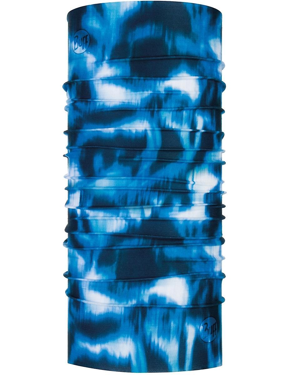 Buff Yule Seaport Blue Coolnet UV+ Neck Warmer
