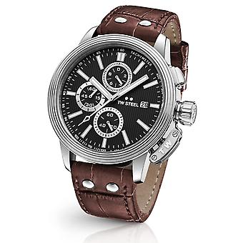 TW Steel Ceo Adesso chronograph mens watch Ce7006 48 mm