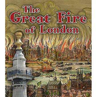 Great Fire of London by Clare Lewis