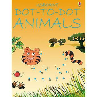 Dot-to-Dot Animals by Karen Bryant-Mole - 9780746057209 Book