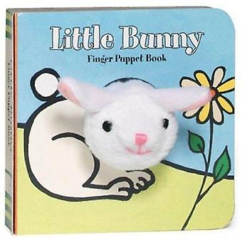 Little Bunny Finger Puppet Book by Image Books - 9780811856447 Book
