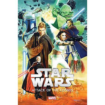 Star Wars - Episode II - Attack of the Clones by Henry Gilroy - Jan Duu