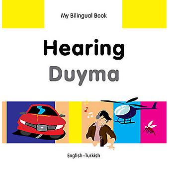 My Bilingual Book - Hearing by Milet Publishing Ltd - 9781840597851 B