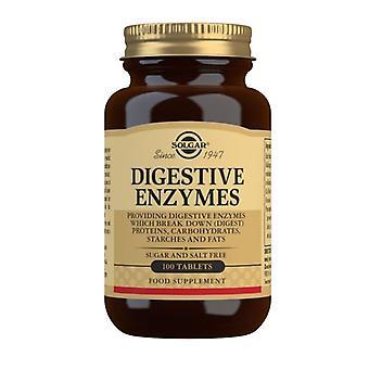 Solgar Digestive Enzymes Tablets 100 (1000)