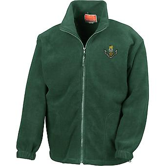 Loyal Regiment - Licensed British Army Embroidered Heavyweight Fleece Jacket