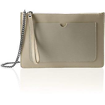 Chicca Bags 1515 Women Beige shoulder bag (Taupe) 28x18x2cm (W x H x L)