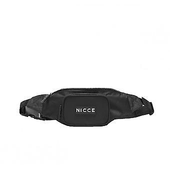 Nicce Keir Bum Bag In Black