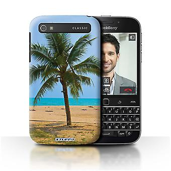 STUFF4 Case/Cover for Blackberry Classic/Q20/Palm Tree/Thailand Scenery