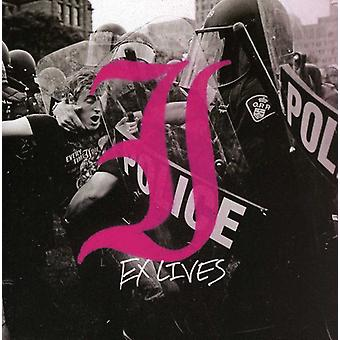 Every Time I Die - Ex Lives [CD] USA import