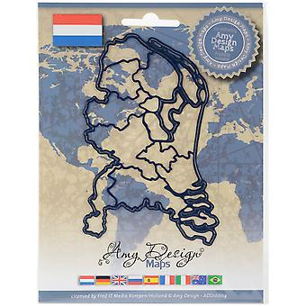 Find It Trading Amy Design Map Die-Netherlands ADD10004