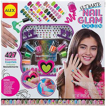Ultimate Nail Glam Salon Kit A126xl