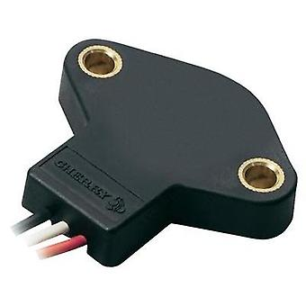 Angle and tilt sensor Cherry Switches Reading range: 360 ° (max) Analogue voltage Cable, open end