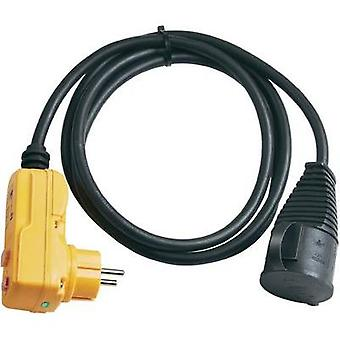 Current Extension cable [ PG plug - PG rubber connector] 2 m Brennenstuhl 1160370