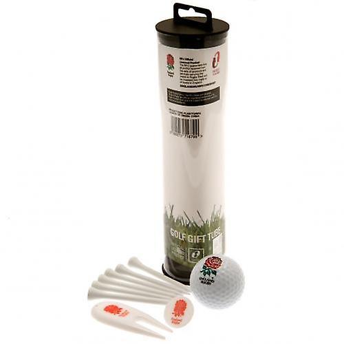 England R.F.U. Golf Gift Tube