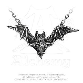 Alchemy Gothic Om Strygia Anhänger