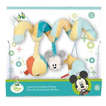 Disney Baby Disney Mickey or Minnie Baby Spiral Activities