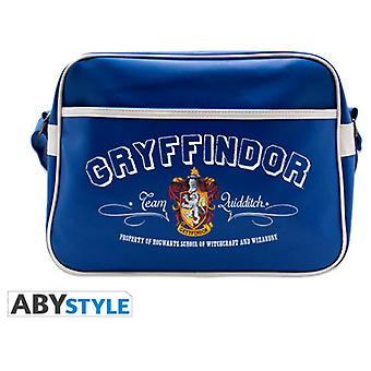 Abysse Harry Potter Messenger Bag Gryffindor Vinyl (Toys , School Zone , Backpacks)