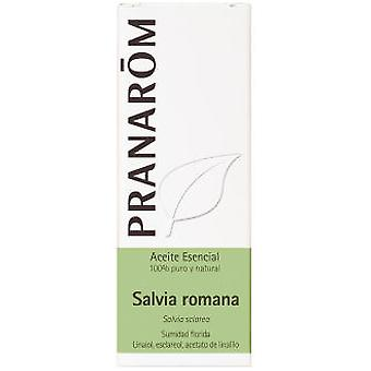 Pranarom Essential Oil Salvia Romana Essential Oil Bio