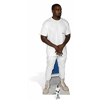 Kanye West T-Shirt Style Lifesize Cardboard Cutout / Standee / Stand Up