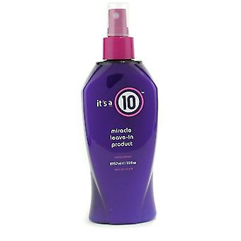 Het is een 10 Miracle leave-in product (Limited Edition) 295.7ml / 10oz