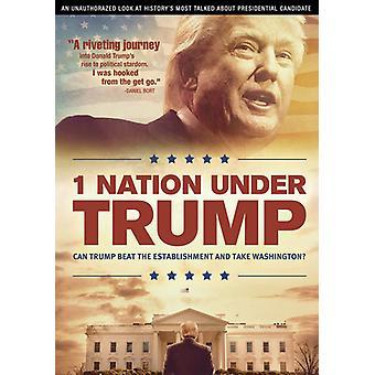 1 Nation Under Trump [DVD] USA importerer