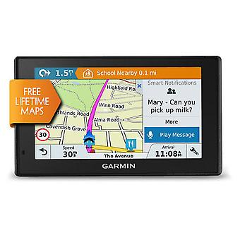 Garmin Gps DriveSmart 50 lm maps is 5 inches southern europe