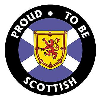 Proud To Be Scottish Car Air Freshener