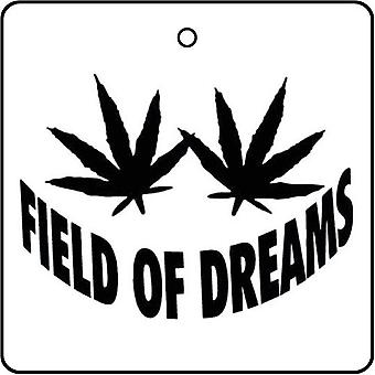 Field Of Dreams Car Air Freshener