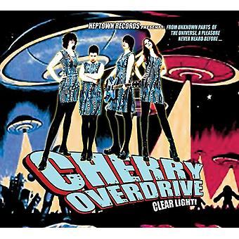 Cherry Overdrive - Clear Light [CD] USA import