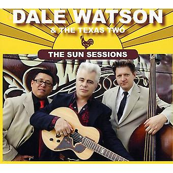 Dale Watson & Texas to - Sun sessioner [CD] USA importerer