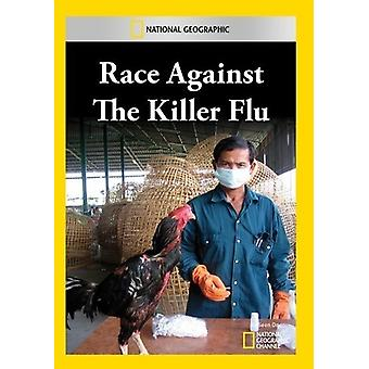 Race mod the Killer influenza [DVD] USA importerer