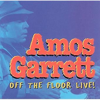 Amos Garrett - fra gulvet Live! [CD] USA import