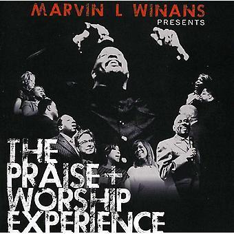 Marvin Winans - presenta la importación de los E.e.u.u. experiencia de alabanza y adoración [CD]