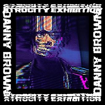 Danny Brown - ugerning udstilling [Vinyl] USA import