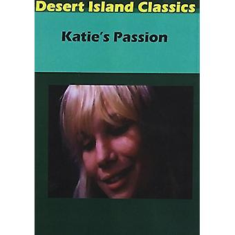Katie's Passion [DVD] USA importerer